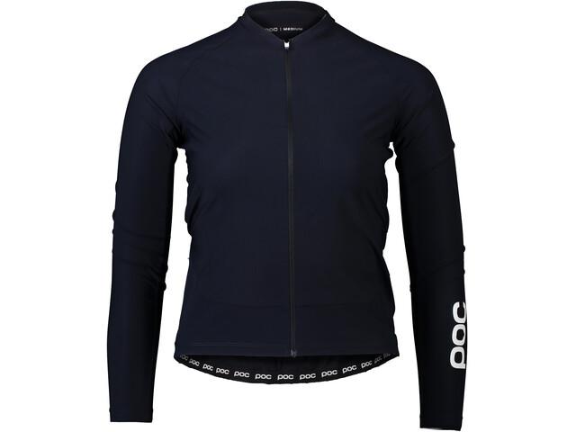 POC Essential Road Langærmet cykeltrøje Damer, navy black